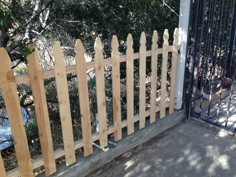 Pasadena Fence Repair Services