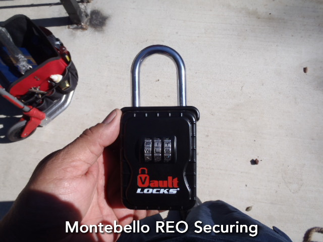 REO Securing Services