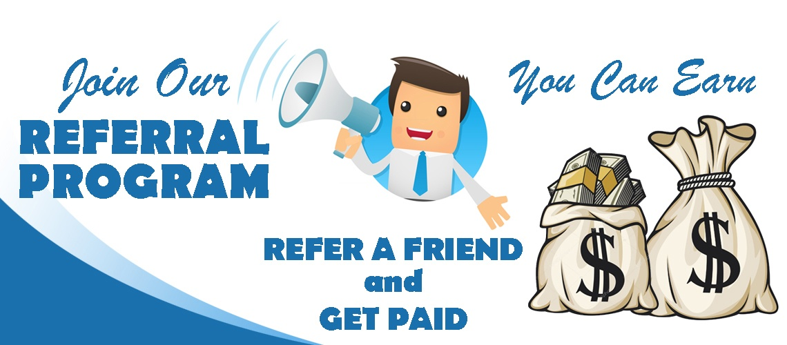 Locksmith Referral Program